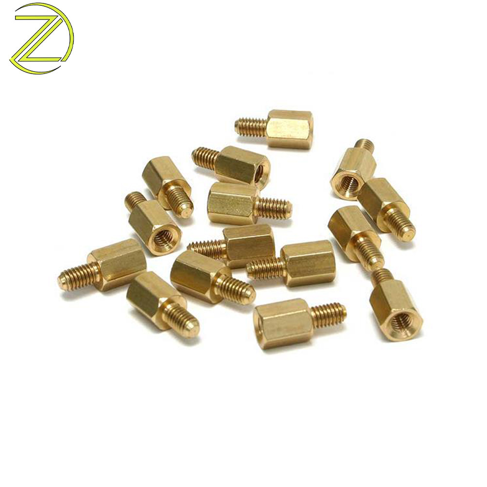 M2.5 Hex Brass Standoffs