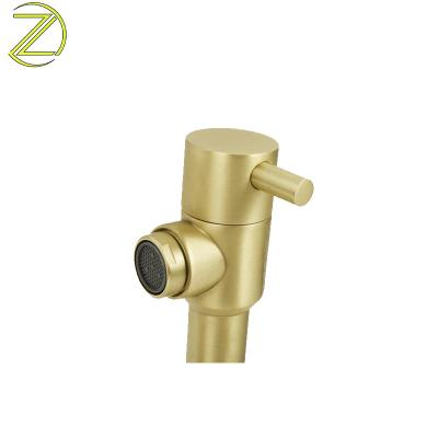 Kitchen Tap Single Hole Handle Swivel 360 Degree
