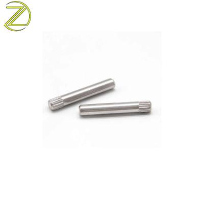 304 316 Knurled Pins watch parts